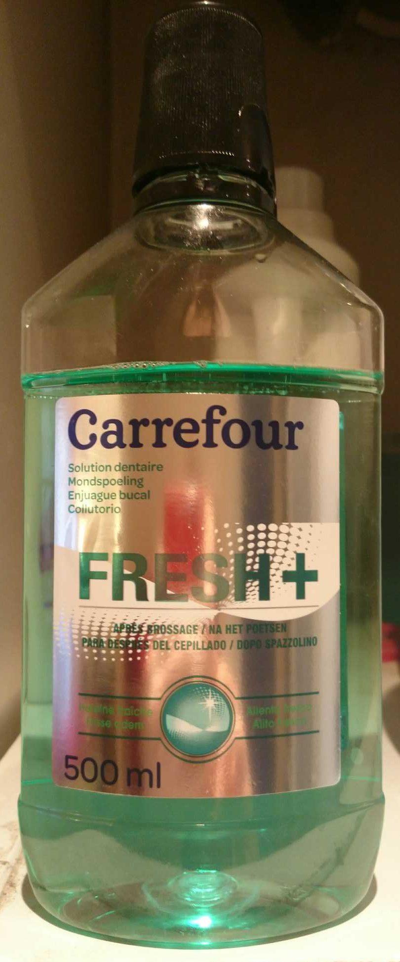 Fresh + - Product - en