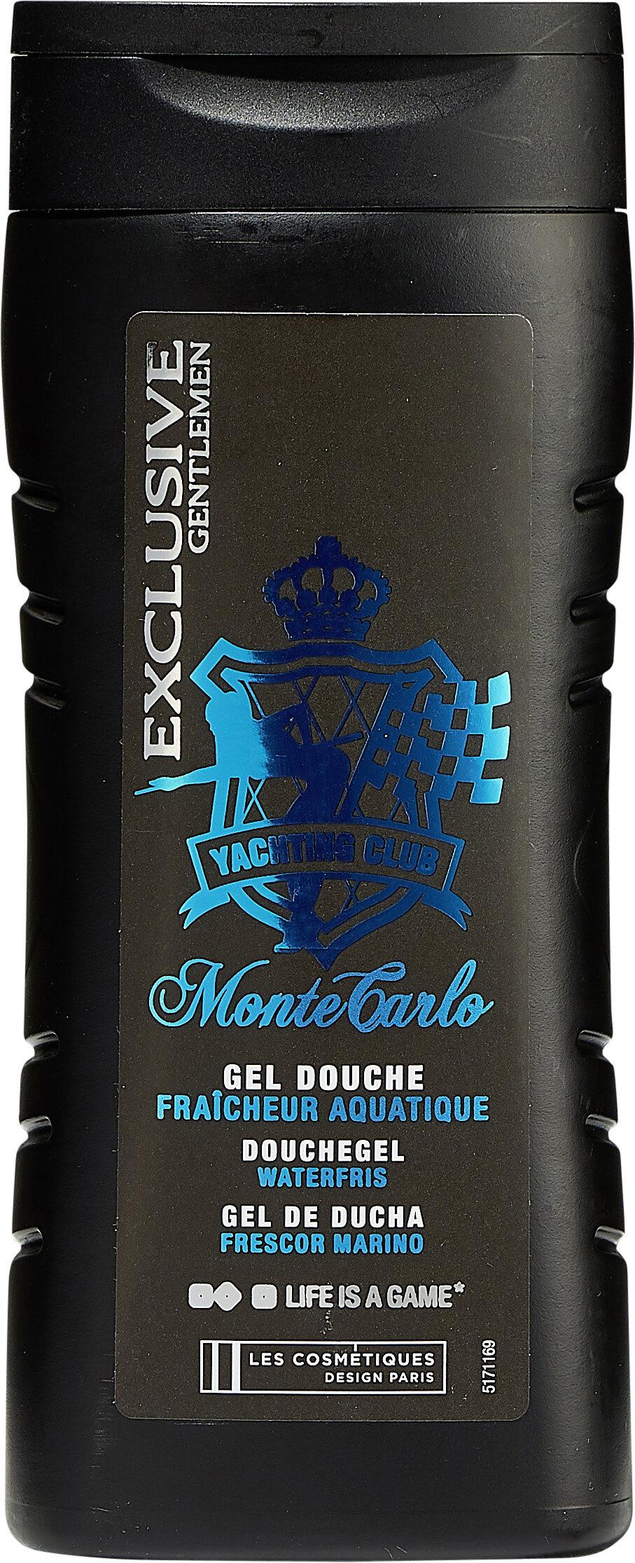 """Gel douche Fraîcheur aquatique """"Monte Carlo"""" - Product - fr"""