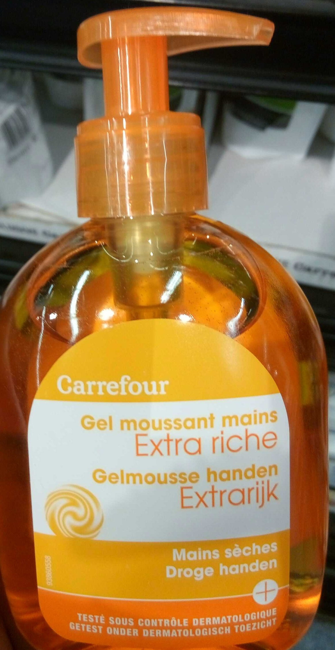 Gel moussant mains Extra Riche - Product - fr