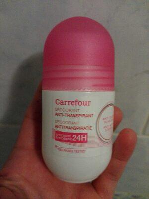 Déodorant anti-transpirant - Produit