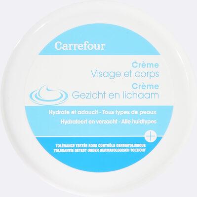 Crème Visage et corps - Product - fr