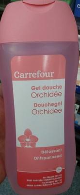 Gel douche Orchidée délassant - Produit