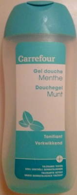 Gel douche menthe - Product