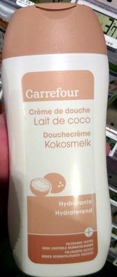 Crème de douche Lait de coco hydratante - Product