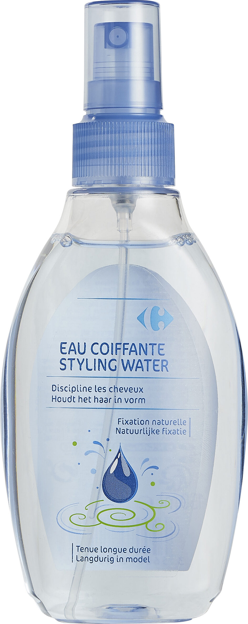 Eau coiffante fixation naturelle - Product - fr