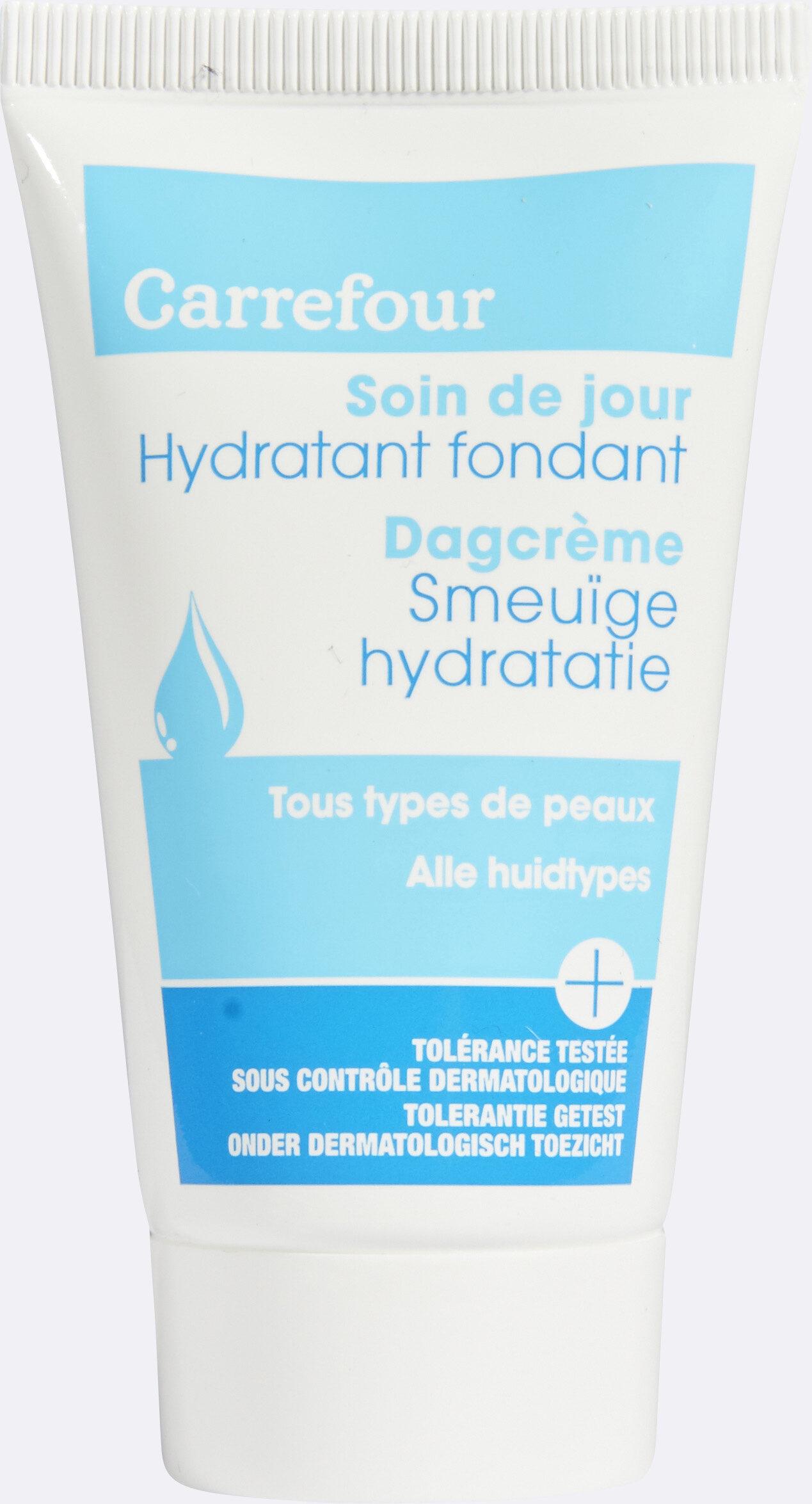 Soin de jour hydratant fondant - Product - fr