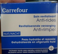 Soin revitalisant anti-rides Nuit - Product - fr