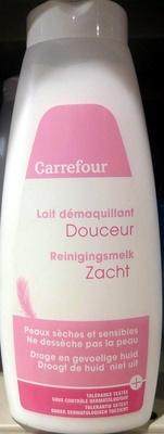 Lait démaquillant douceur - Product - fr