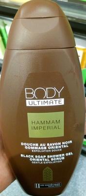 Hammam Impérial Douche au savon noir gommage oriental - Produit