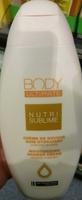Nutri Sublime Crème de douche soin hydratant - Product