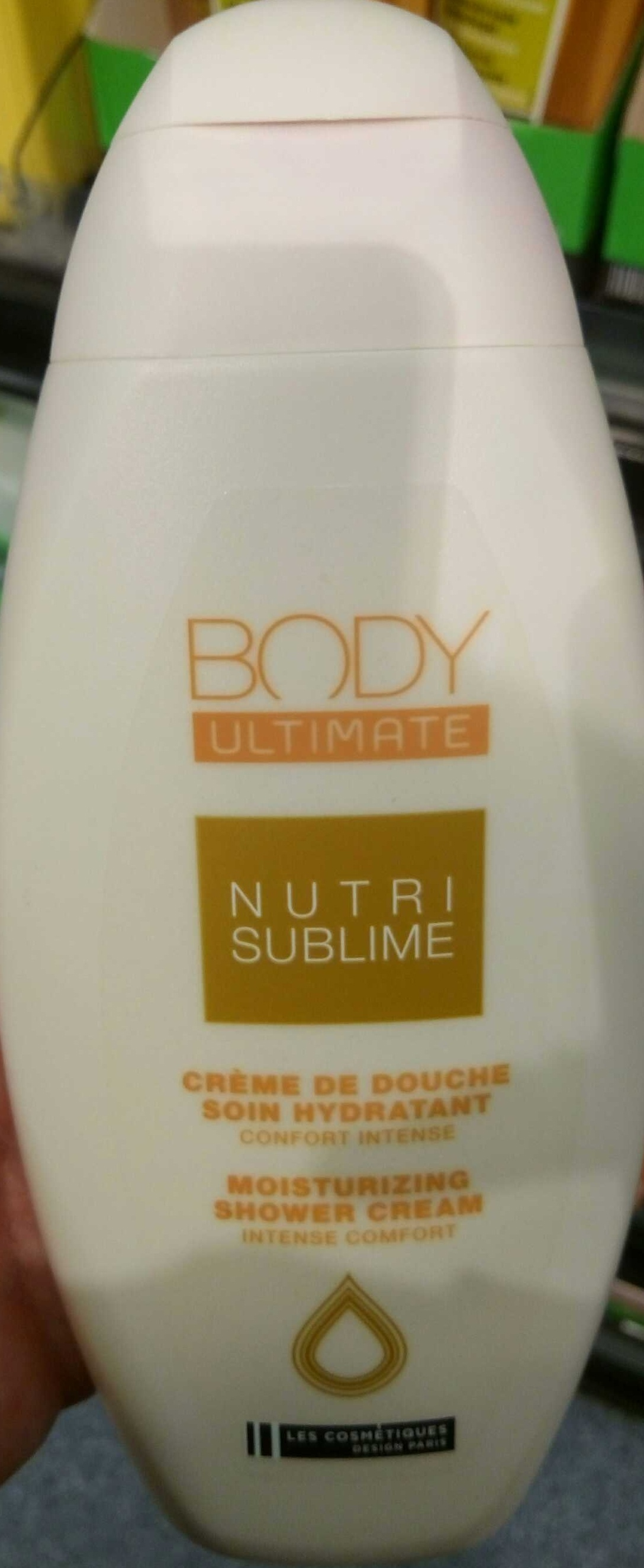Nutri Sublime Crème de douche soin hydratant - Produit - fr