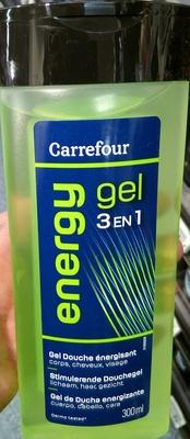 Energy Gel 3 en 1 - Product
