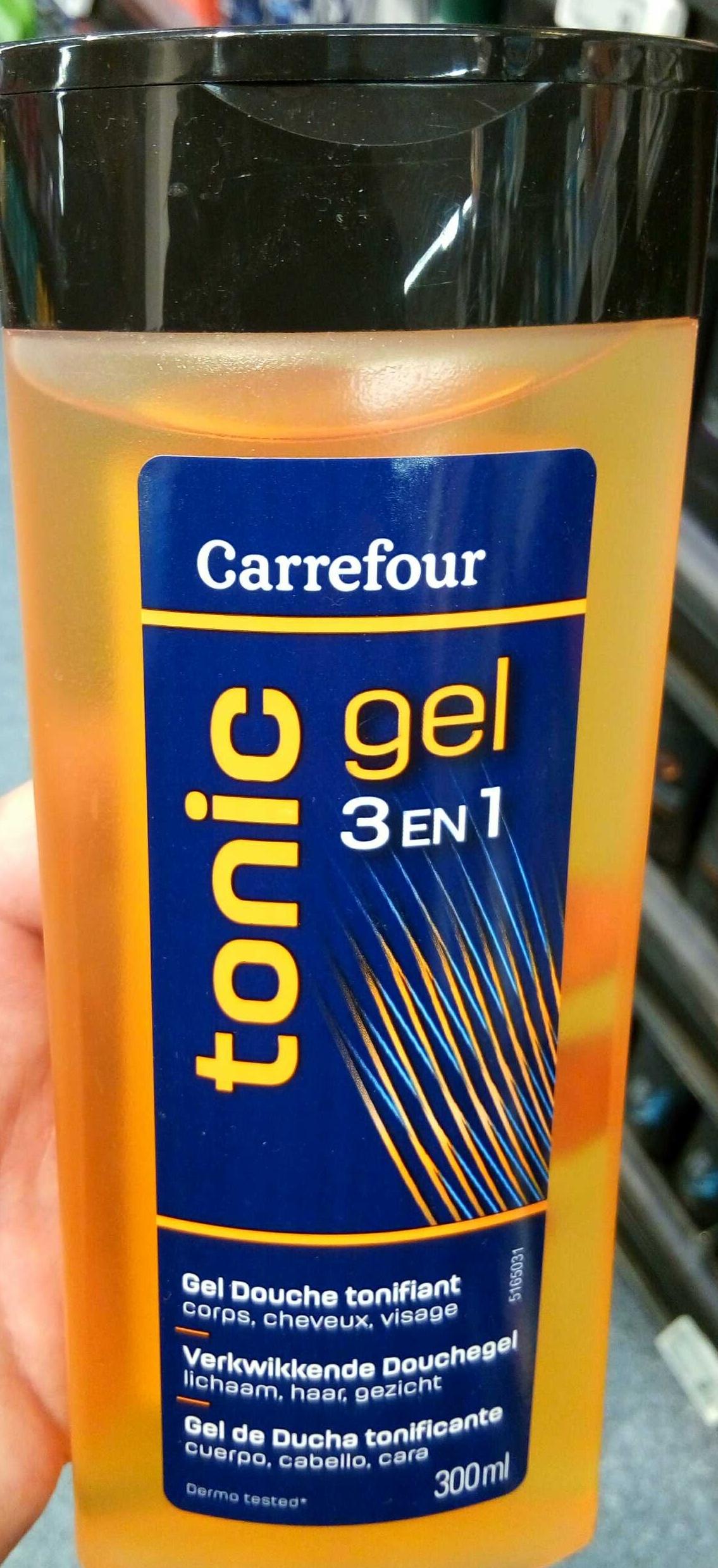 Tonic Gel 3 en 1 - Produit