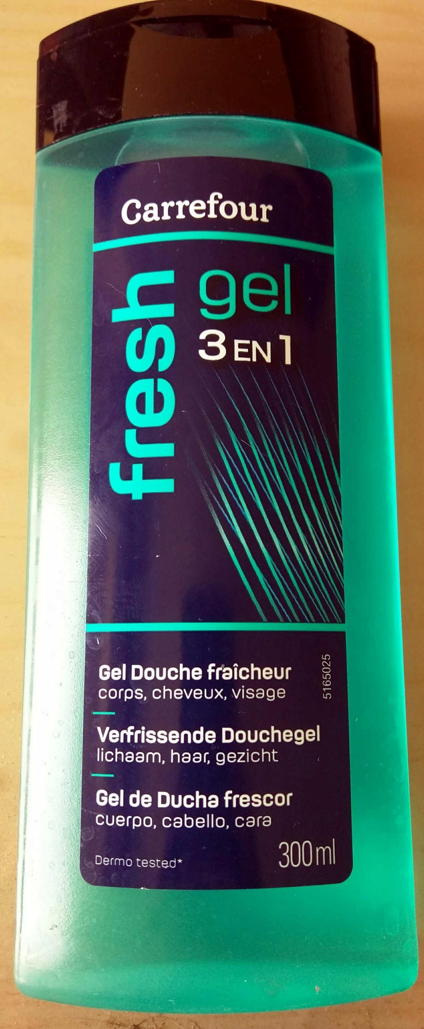 Gel Douche Fraîcheur - Product - fr