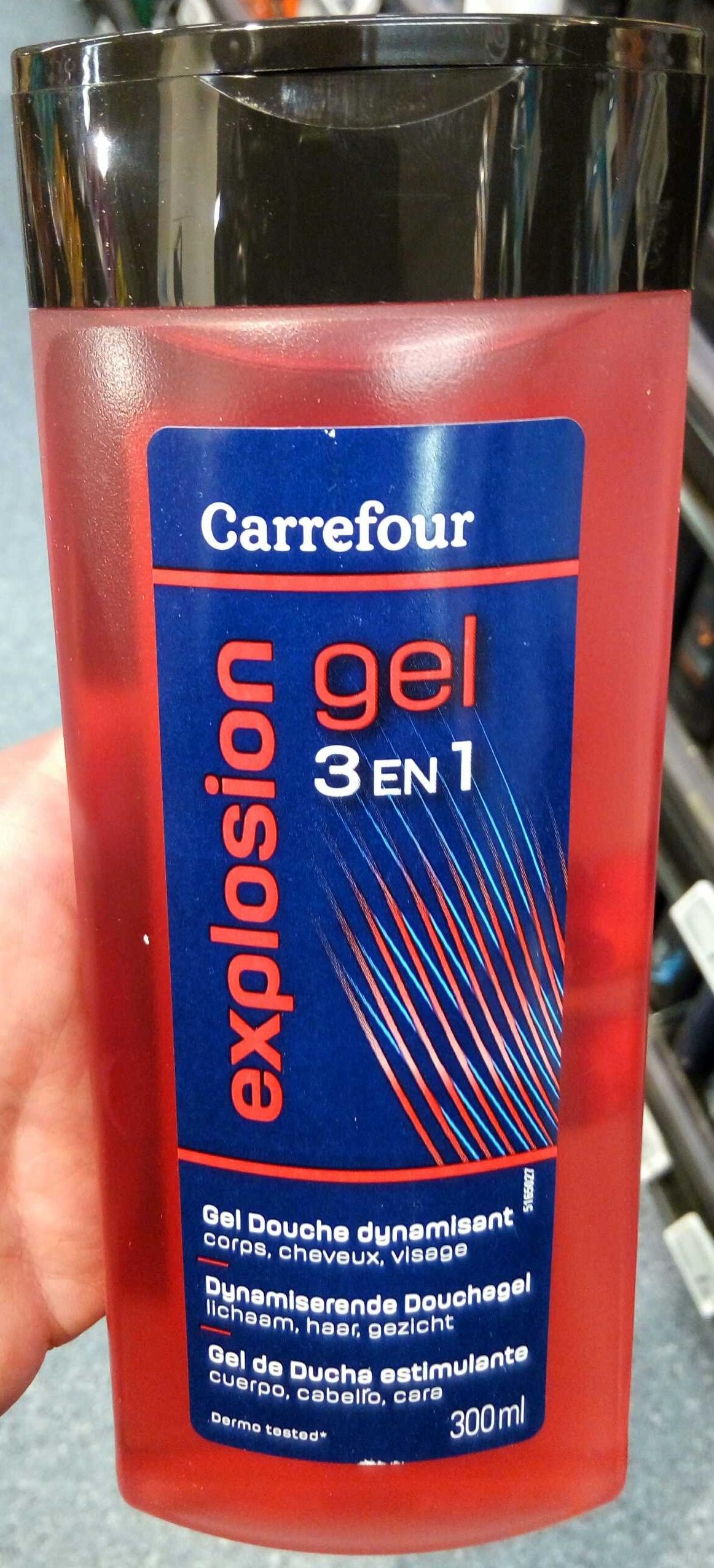 Explosion Gel 3 en 1 - Product - fr