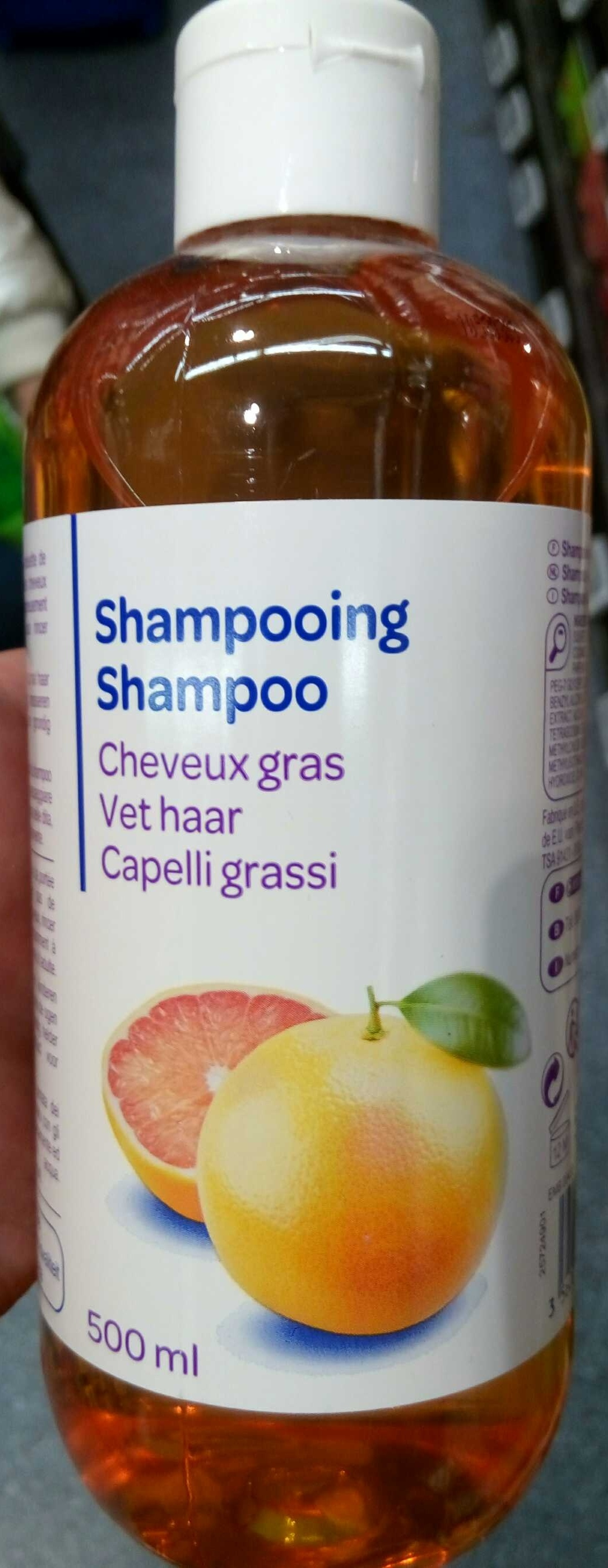 Shampooing cheveux gras - Product - fr