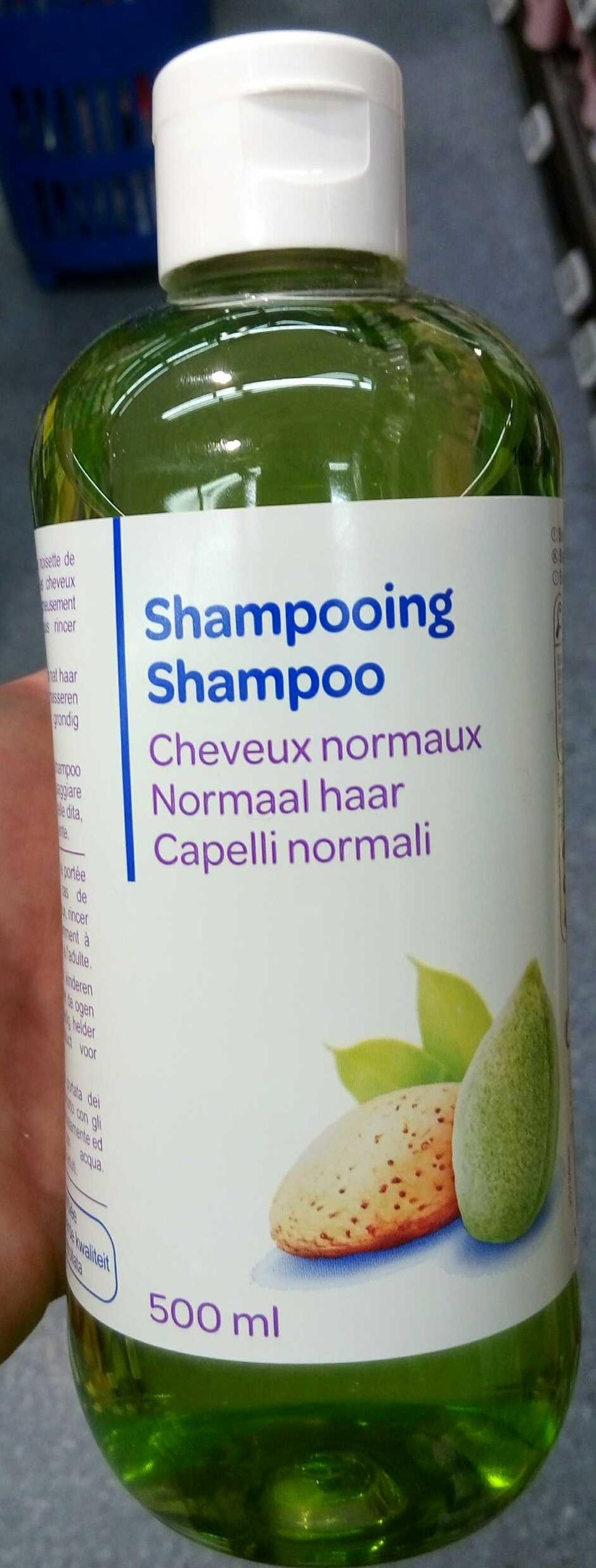 Shampooing cheveux normaux - Produit - fr