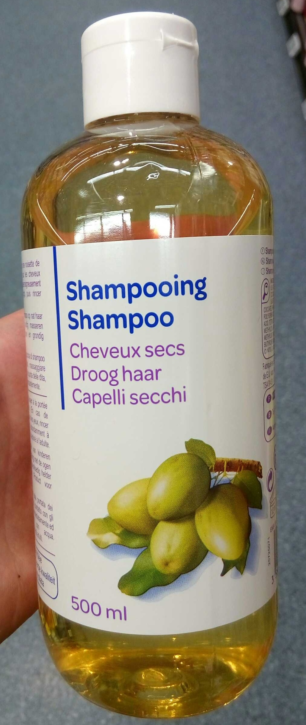 Shampooing Cheveux secs - Product - fr
