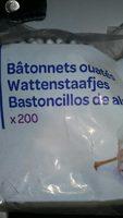 Bâtonnets ouatés - Produit - fr