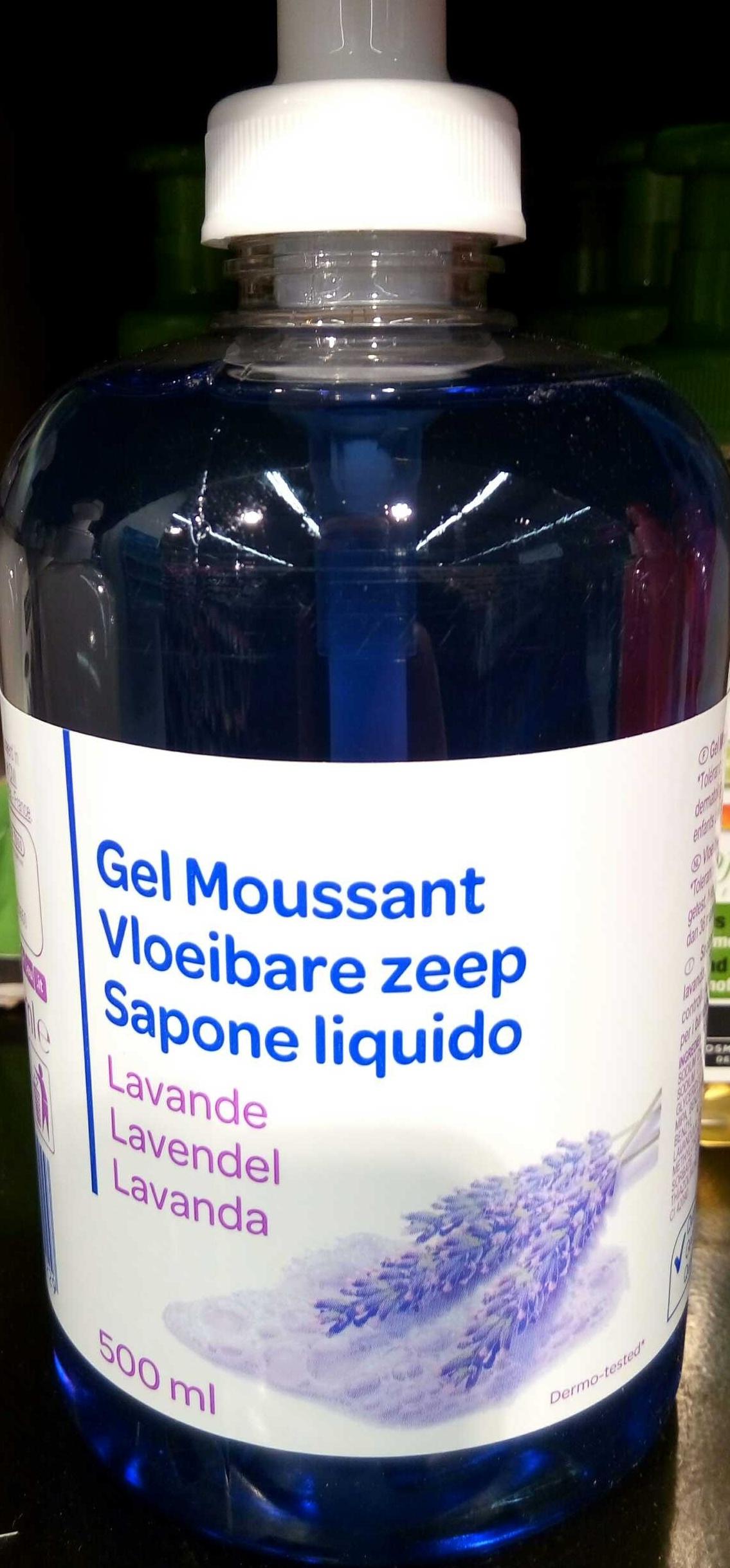 Gel moussant Lavande - Product - fr