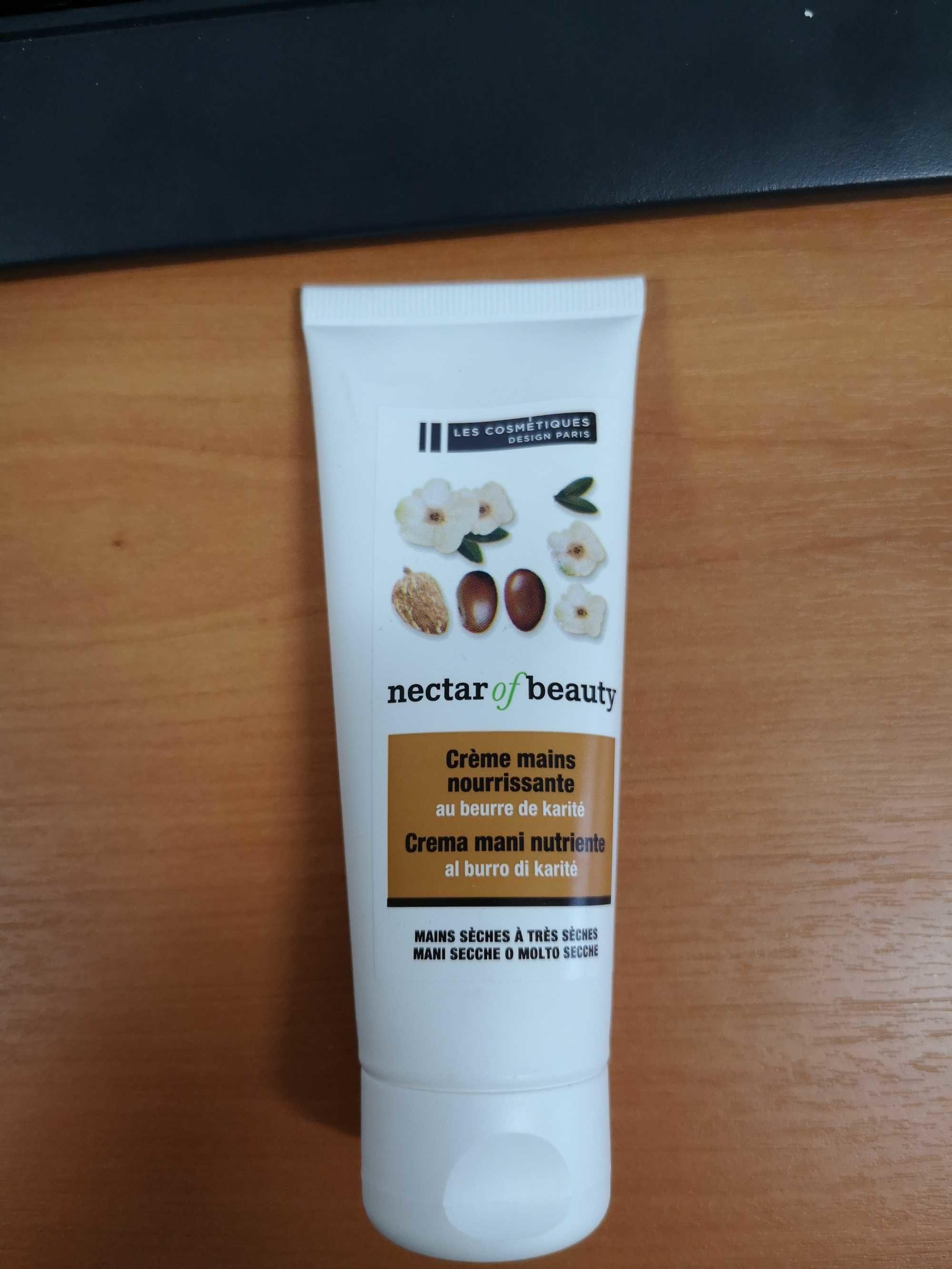 Crème main nourrissante au beurre de karité - Produit - fr
