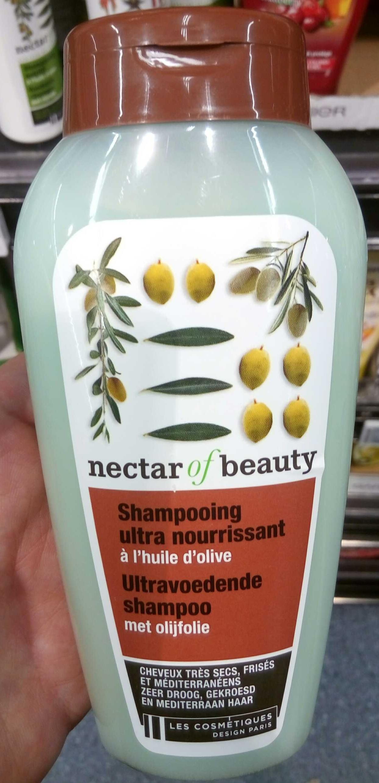 Shampooing ultra nourrissant à l'huile d'olive - Produit