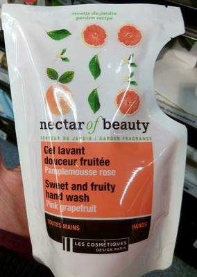 Gel lavant douceur fruité - Produit - fr