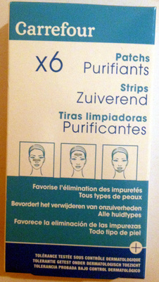Patchs purifiants - Product - fr
