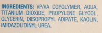 Patchs purifiants - Ingredients