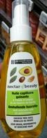 Huile capillaire gainante à l'huile d'avocat et au beurre de karité - Product - fr