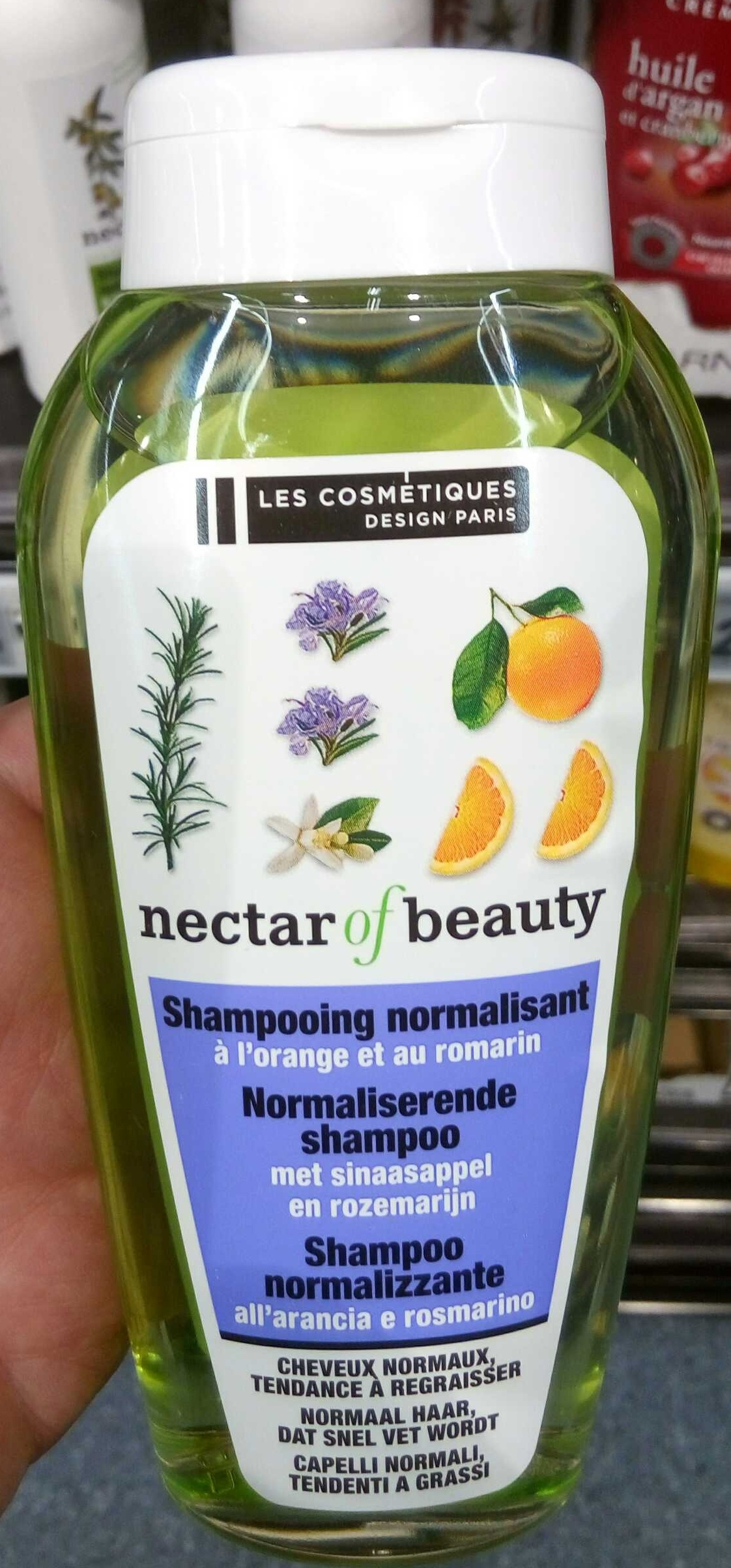 Shampooing normalisant - Product - fr