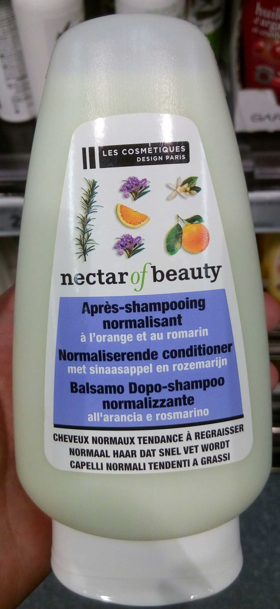 Après-shampooing normalisant - Product