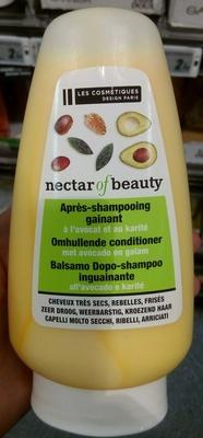 Après-shampooing gainant à l'avocat et au karité - Product
