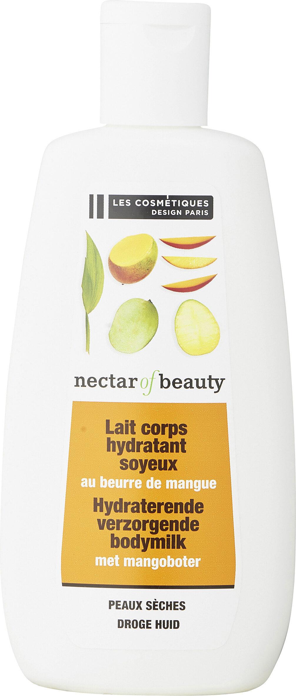lait hydratant soyeux - Produit - fr