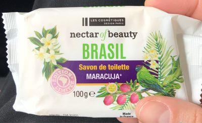 Savon de toilette Maracuja Brasil - Produit