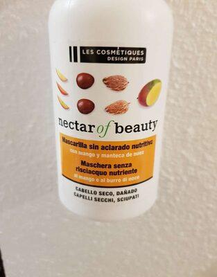 Crème nutritive pour cheveux - Produit - en