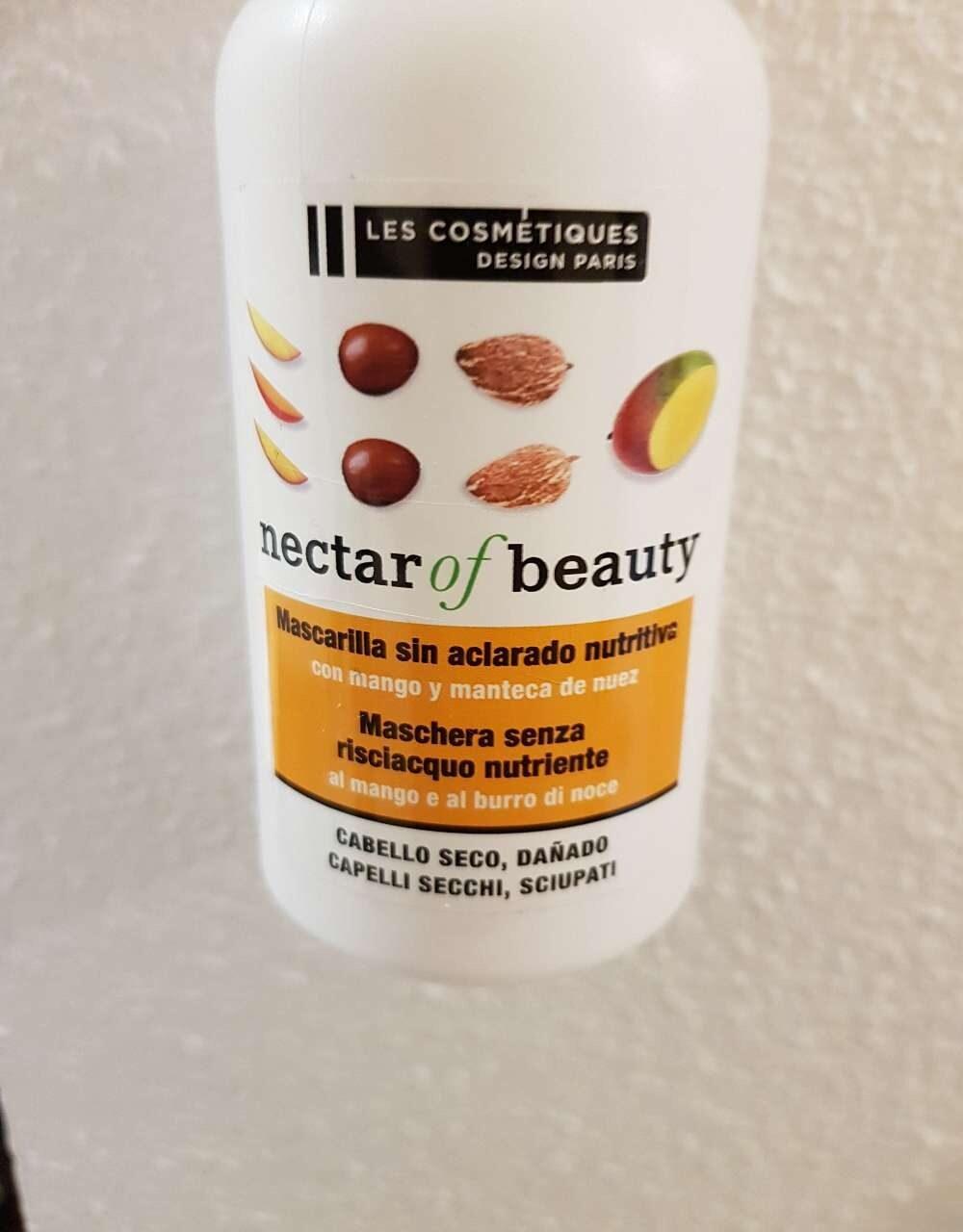 Crème nutritive pour cheveux - Product