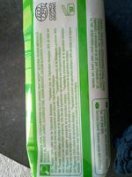 Lingettes nettoyantes - Ingredients