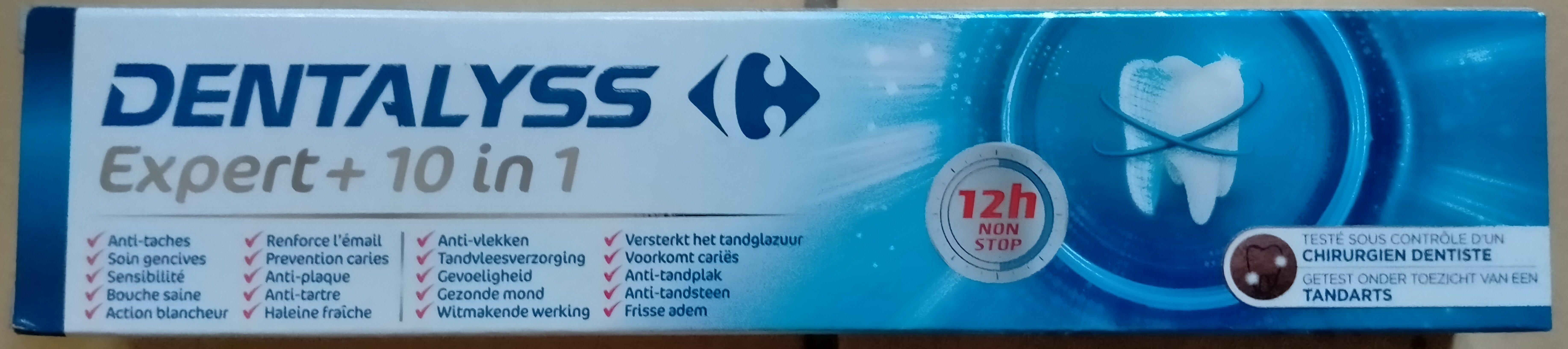 Dentalyss expert 10 en 1 - Product - fr