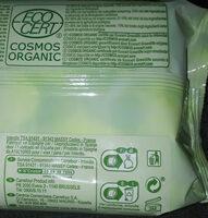 lingettes 100 % coton bio Carrefour Baby - Instruction de recyclage et/ou information d'emballage - fr