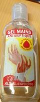 Gel mains antiseptique - Product - fr