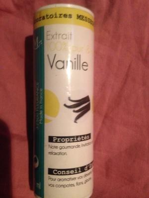 Huiles Essentiel de Vanille - Product - fr