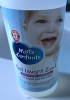 Gel lavant 2 en 1 corps & cheveux - Product