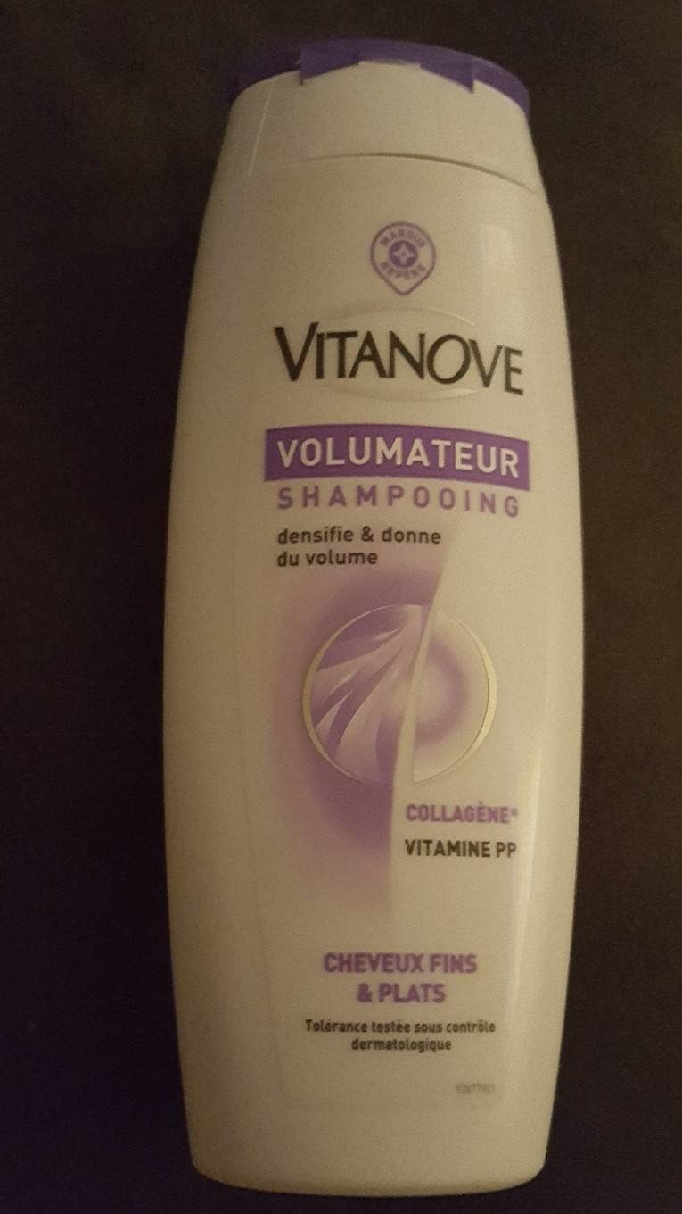 Shampooing Soin Volumateur, 250 Millilitres - Product - fr
