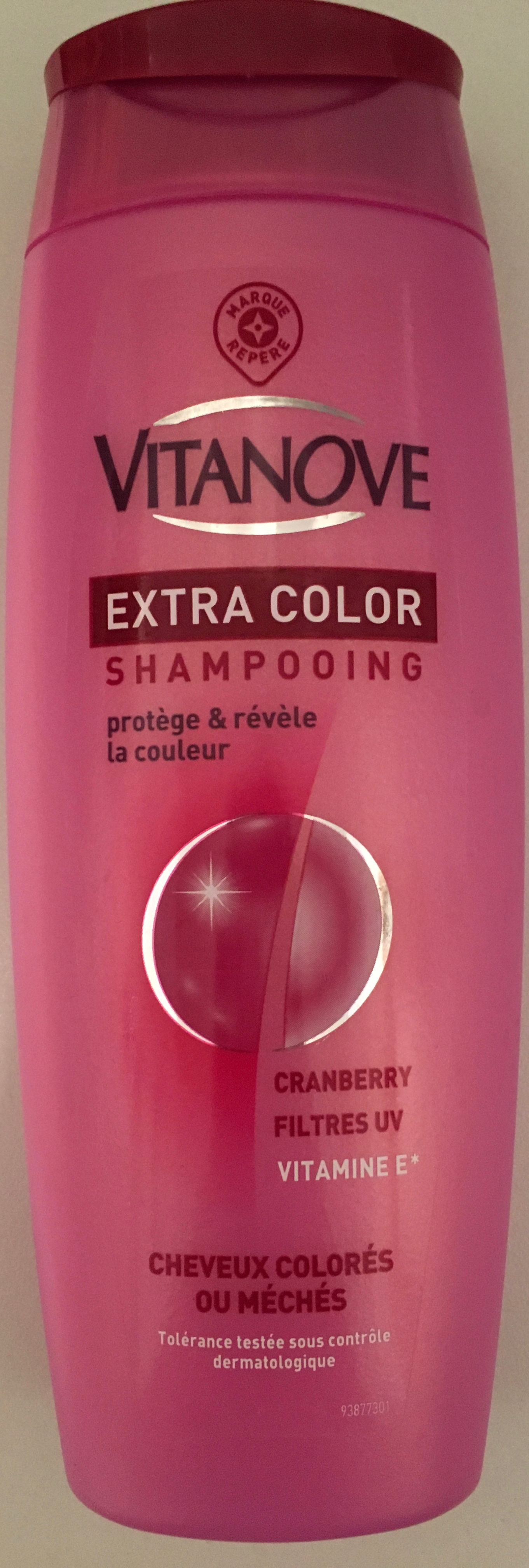 Extra Color Shampooing - Product