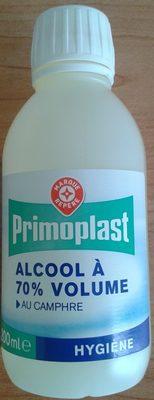 Alcool à 70% volume au camphre - Product