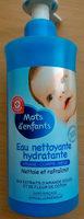 Eau nettoyante hydratante - Produit - fr
