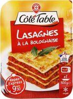 Lasagnes bolognaise surgelées - Product - fr