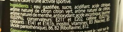 Produit Vaisselle - Ingrédients