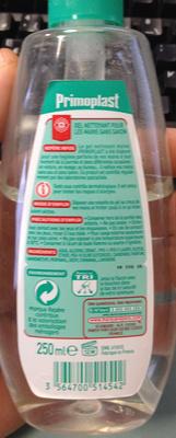 Gel nettoyant pour les mains sans savon - Product